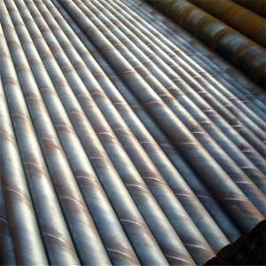 Api 5l Spiral Welded Steel Tube Price