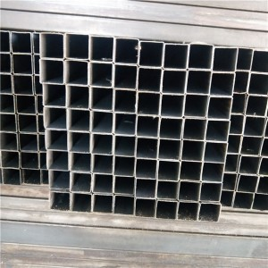 black square steel tube8 100*100