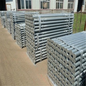 galvanized adjustable steel props