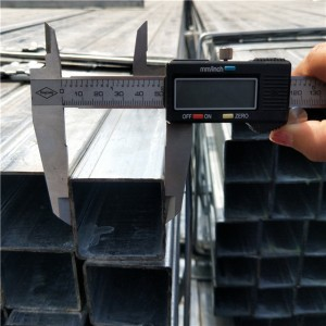 Square Carbon Steel Tubes