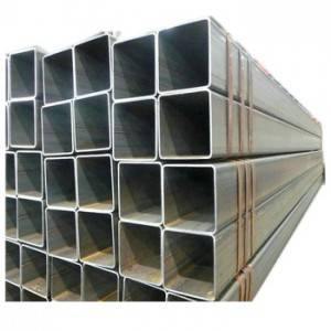 astm a36 square metal tube Q235b  / building