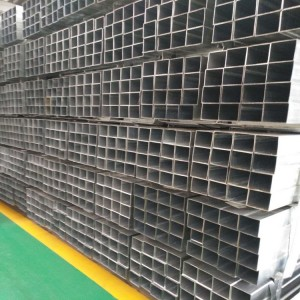 40×60 Rectangular Steel Pipe