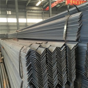Construction Material Mild Angle Steel Bar