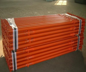 Light Duty Adjsutable Steel Shoring Prop