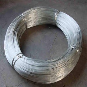 Hot Dipped Galvanized Steel Wire BS1442