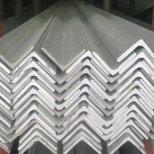 Ss400 Angle Steel Mild Gi Angle Iron Hot Rolled Top Shape Angle Steel Bar Weight