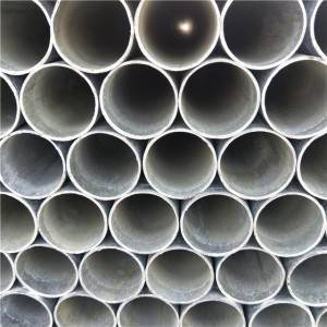 galvanized steel pipe price / Q235 B