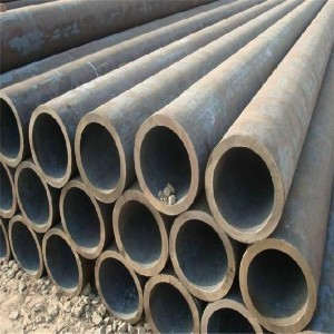 steel pipe seamless hot rolled sch40