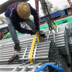 pre galvanized steel pipe / greenhouse