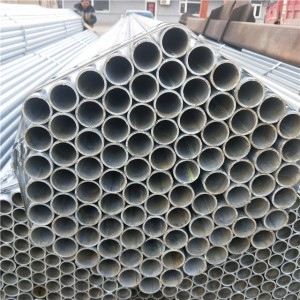 Q195 galvanized steel pipe