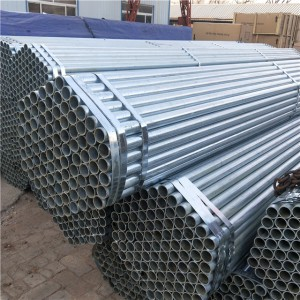 Q235 Hot Dip Galvanized Steel Pipe
