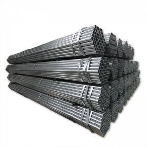 steel pipe galvanized Q235B / scaffoldings