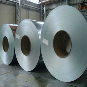 Z275Galvanized Steel Coil For Iron Roofing Sheet