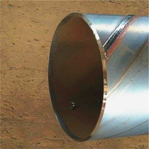 Spiral Welded Steel Pipe Sizs