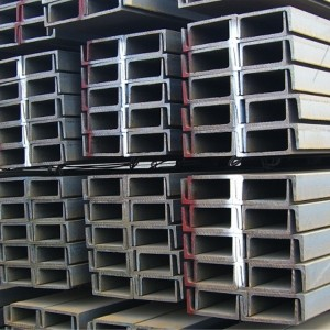 Steel Sizes U Channel Steel