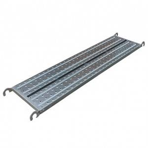 Galvanized Scaffold Boards Planks Q235B  / Building materials