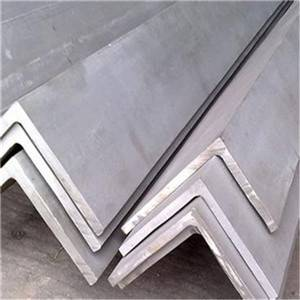 Hot Rolled Equal Angle Steel Q235B Building Material