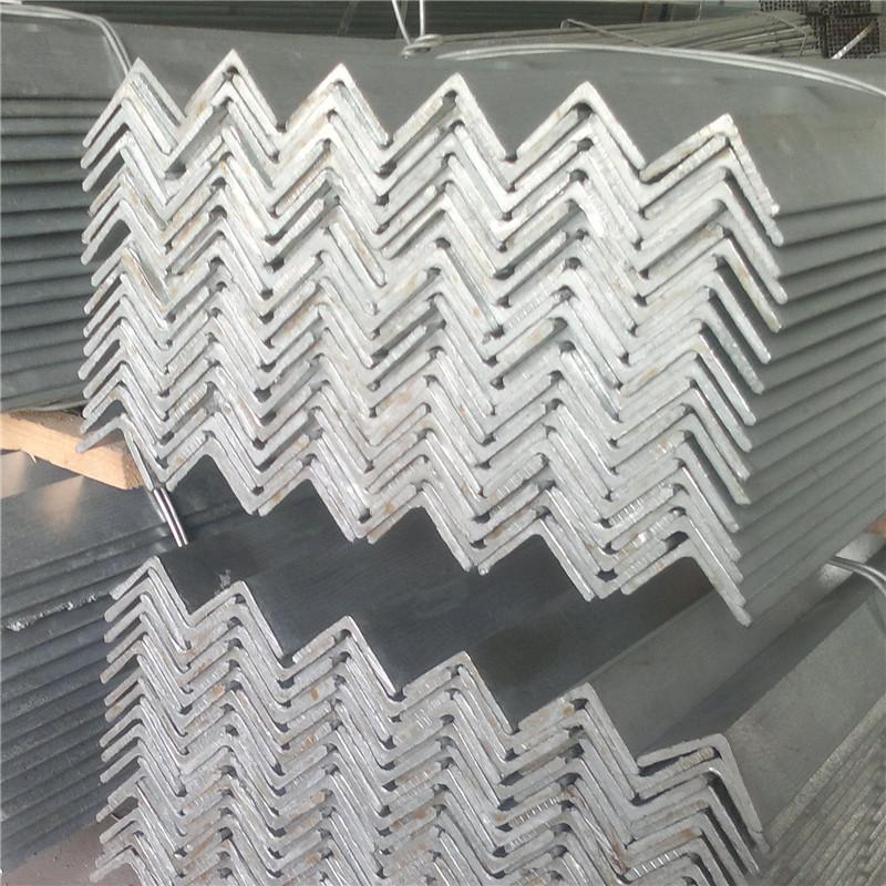 China 50x50x5 Angle Bar Hot Rolled Steel Angle
