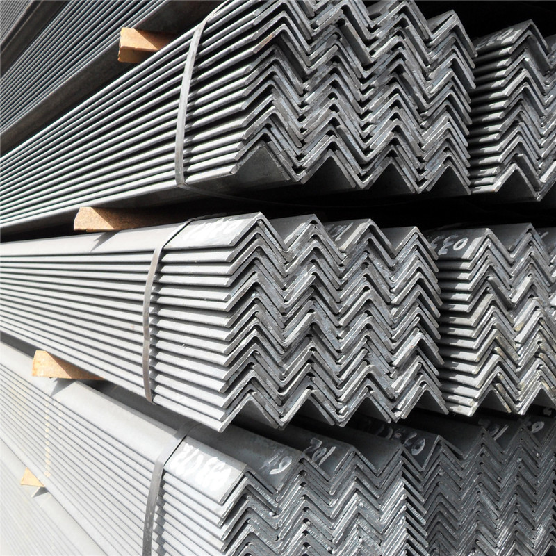 Hot-Dipped, Galvanized Steel Angle, Bar