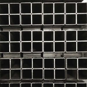25MM Square Steel Tube Q345B for Construction