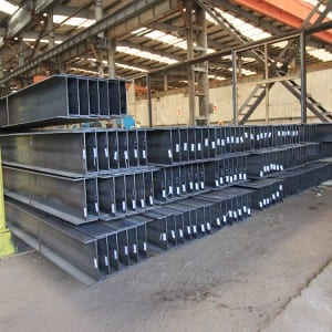 steel h beams iron for sale