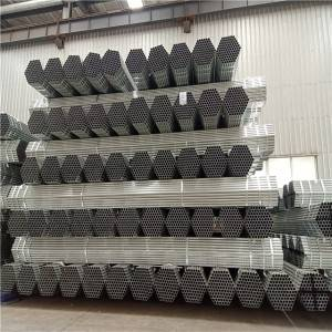 scaffoldling steel pipe steel price per meter / construction pipe