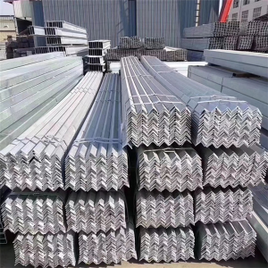 Hot Dipped Galvanized Iron Angle Steel Bar Made in China Q235 Building Materials
