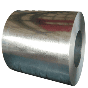 Zinc Coated Galvanized Steel Coil DX51d for Roofing materials