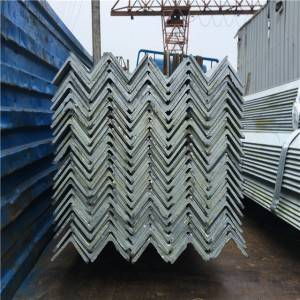 China Equal Steel Angle Bar For Shipbuilding Angle Steel