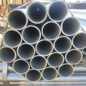 galvanized steel pipe for greenhouse frame Q235B