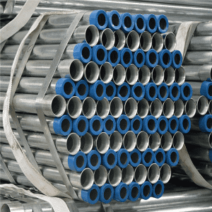 Galvanized Pipe with Threaed Pipe BS1387 for Water Pipe