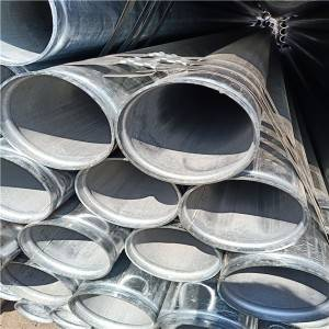 Grooved Galvanized Steel Pipe / Fire Pipe