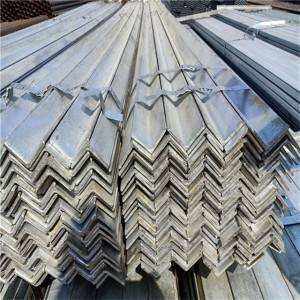 Galvanized Hot Rolled Angle Price S275JR / Building Material