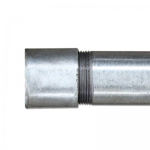 Threaded Galvanized Steel Pipe Fittings Q235B