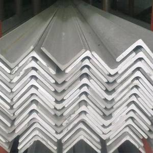 Carbon Steel Angle Bar SS400 building construction