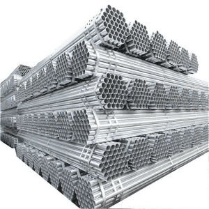 2mm Thickness Gi Galvanized Round Steel Pipes