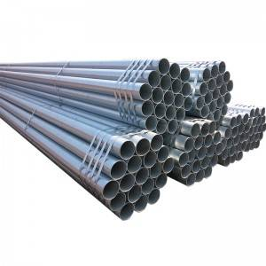 Hot Dipped Galvanized Carbon Steel Pipe Gas Pipe line