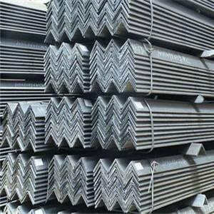 Buy ASTM EN JIS standard mild angle steel/hot dip