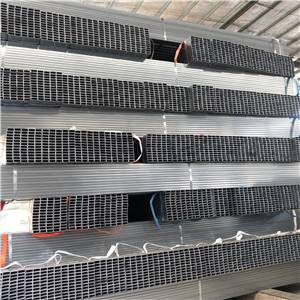 Galvanized Rectangular Tube Q345B