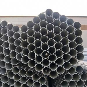 Pre Galvanized Steel Pipe carbon steel  / Greenhouse Tube