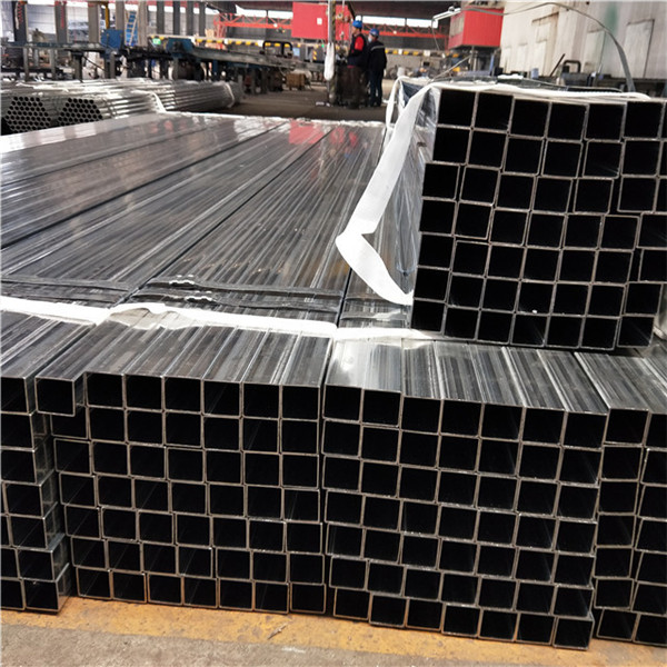 Galvanized Steel Square Tube Q235 /  Bridge Featured Image