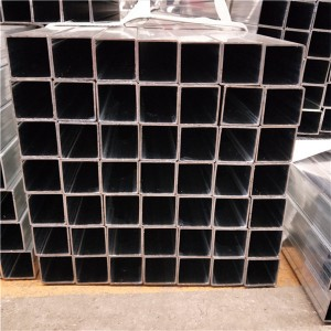 Galvanized Steel Square Tube Q235 /  Bridge