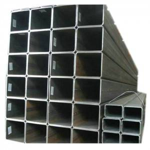 square steel tube price Q195 pipe / building