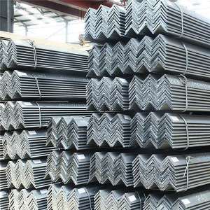 16# Galvanized Equal Angle Steel SS400 For Construction Materials