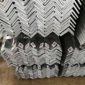 Hot Dipped Galvanized Steel Angle Bar for Structure Q235