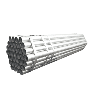 ASTM A53 Galvanized Carbon Steel Gi Pipe Q195 for  Furniture