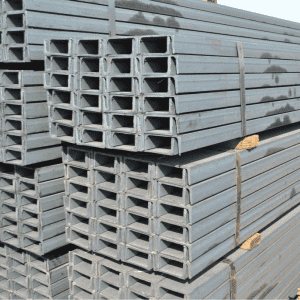 Galvanized U Channel Steel For Building Materials