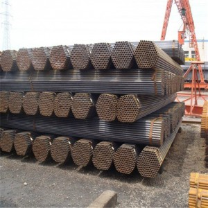 Astm A500 Welded Steel Pipe