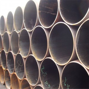 Schedule 40 Round Section welded Steel Pipes