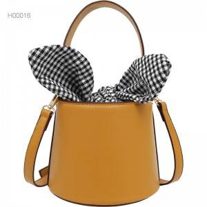New Cheap Product Pu Leather Bags Women Handbags Lady